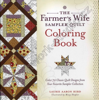 The Farmer's Wife - Coloring Book