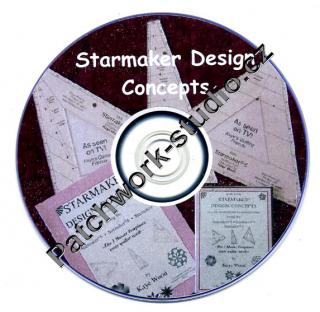 Starmaker® Design Concepts DVD
