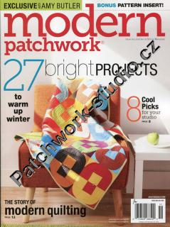 Modern Patchwork - Winter 2015