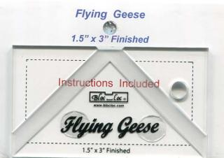 Flying Geese - 8