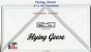 Flying Geese - 15